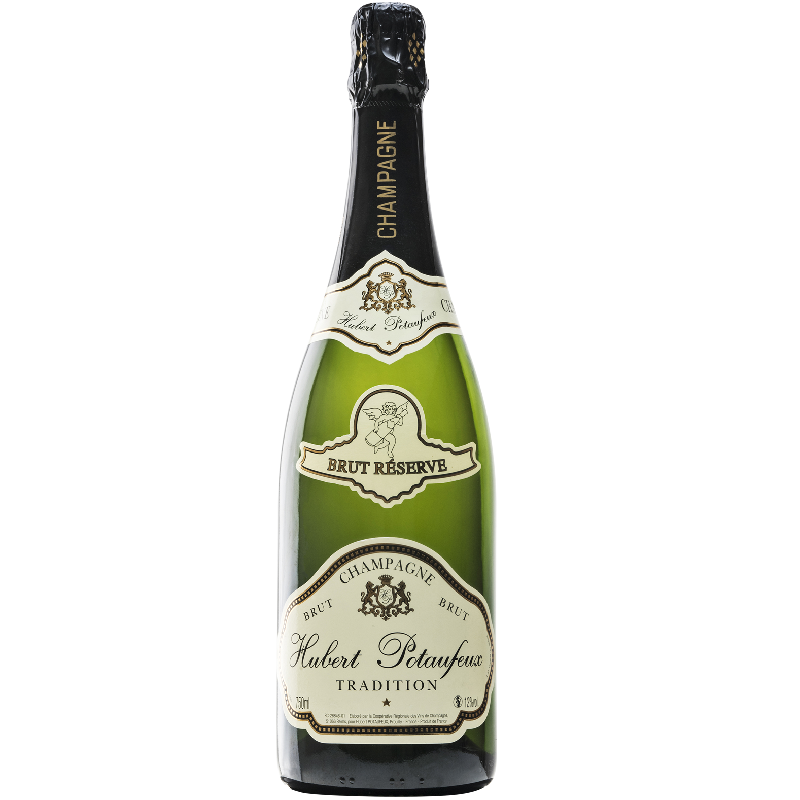 Champagne Hubert Potaufeux Prouilly